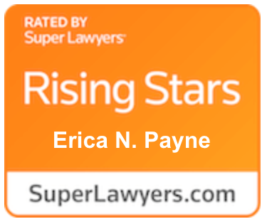 Erica Payne Super Lawyers
